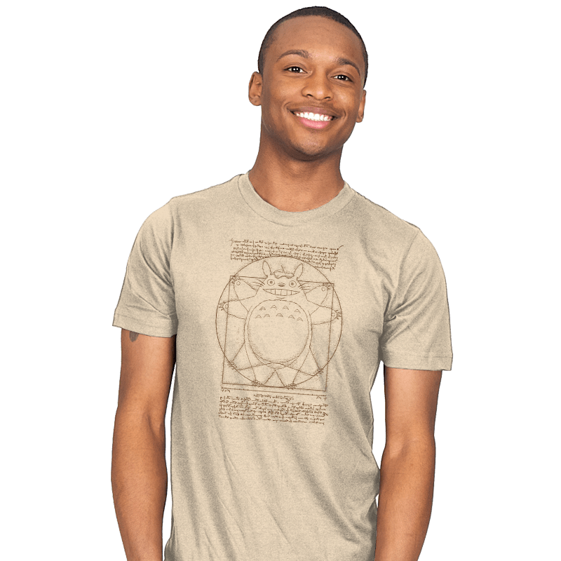 Vitruvian Neighbor - Mens - T-Shirts - RIPT Apparel