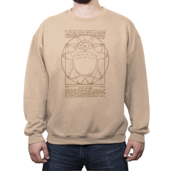 Vitruvian Neighbor - Crew Neck - Crew Neck - RIPT Apparel