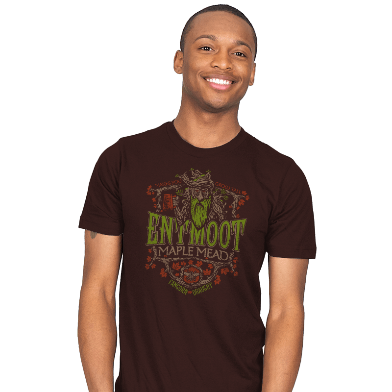 Entmoot Maple Mead - Mens - T-Shirts - RIPT Apparel