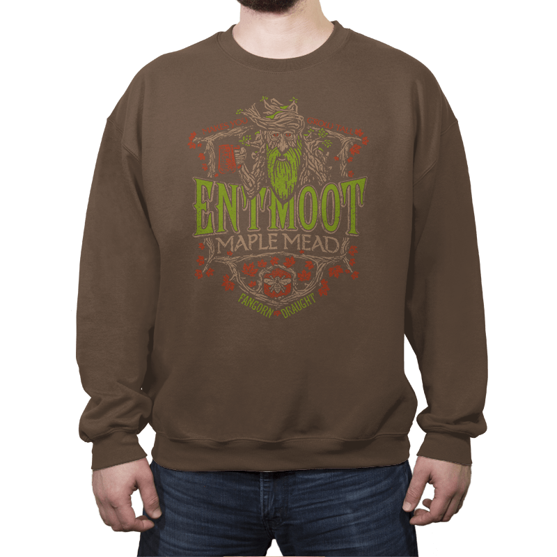 Entmoot Maple Mead - Crew Neck - Crew Neck - RIPT Apparel