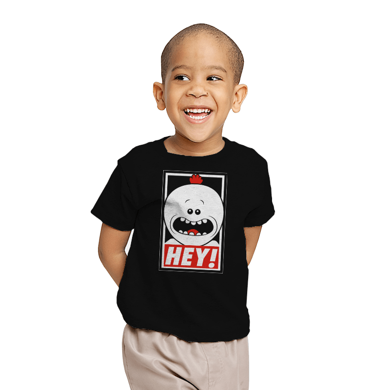 HEY! - Youth - T-Shirts - RIPT Apparel