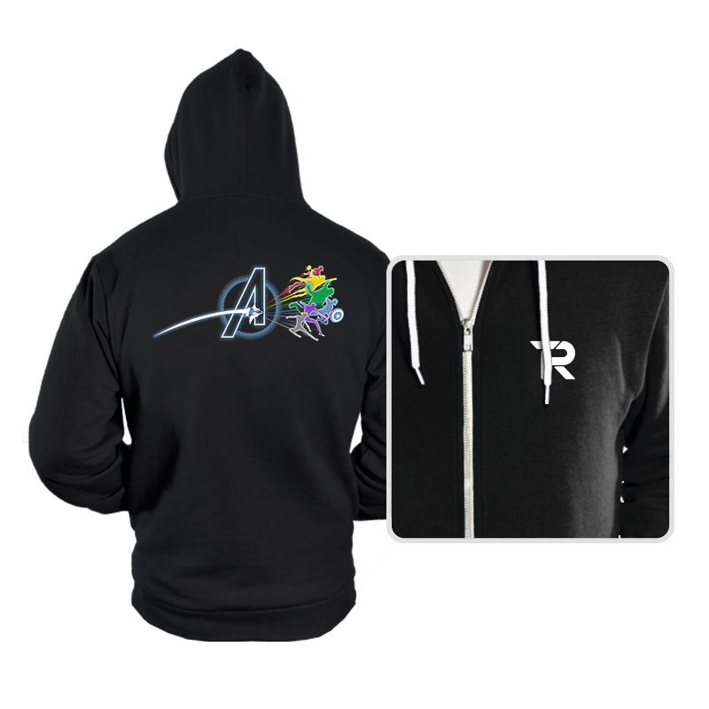 Avenging Side of the Earth - Hoodies - Hoodies - RIPT Apparel