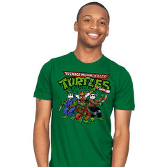 Killer Turtles - Mens - T-Shirts - RIPT Apparel