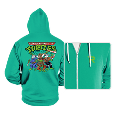 Killer Turtles - Hoodies - Hoodies - RIPT Apparel