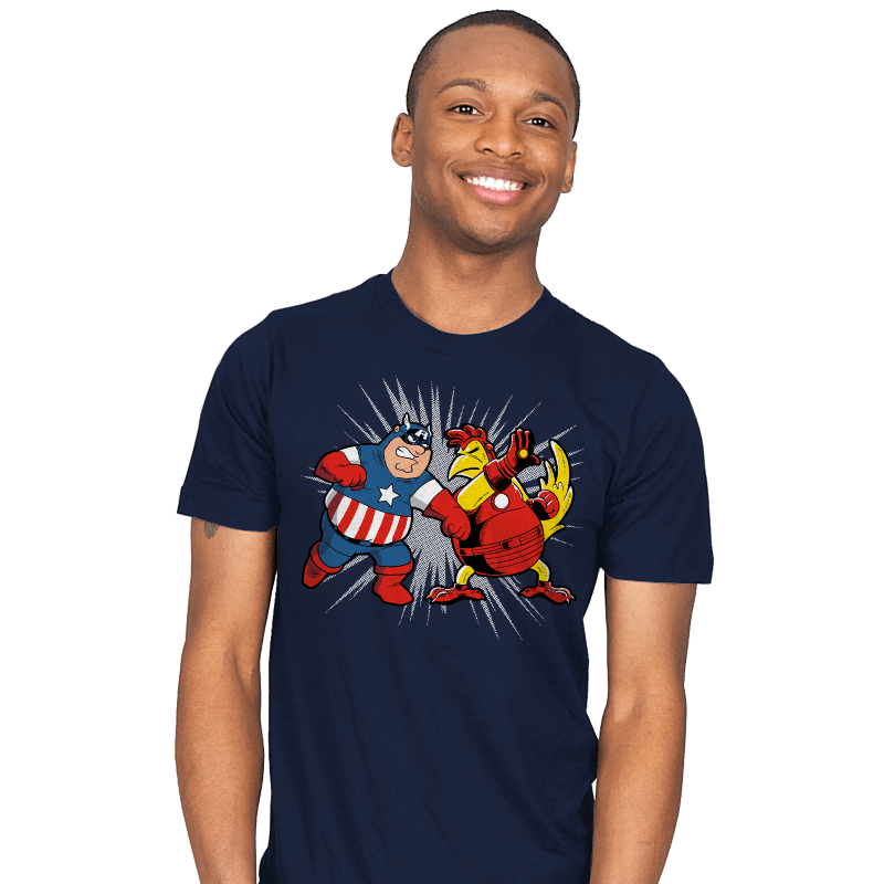 Family War - Mens - T-Shirts - RIPT Apparel