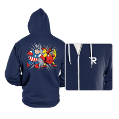 Family War - Hoodies - Hoodies - RIPT Apparel