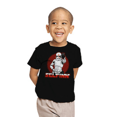Selfinn - Youth - T-Shirts - RIPT Apparel