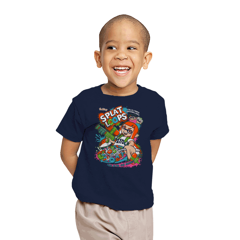 Splat Loops - Youth - T-Shirts - RIPT Apparel