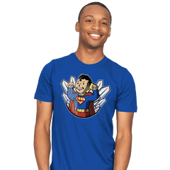 Super boy - Mens - T-Shirts - RIPT Apparel