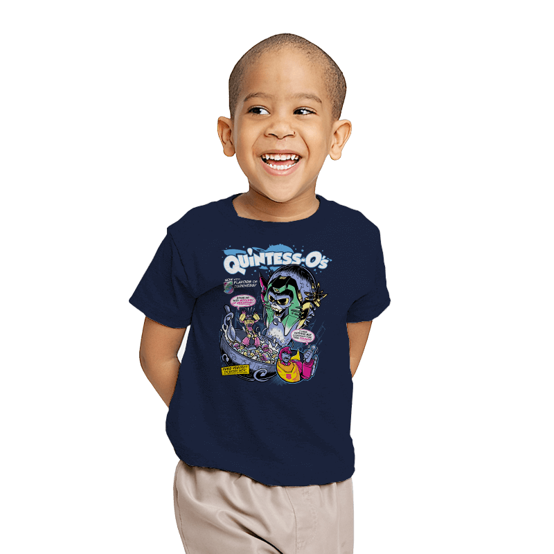 Quintess-O's - Youth - T-Shirts - RIPT Apparel