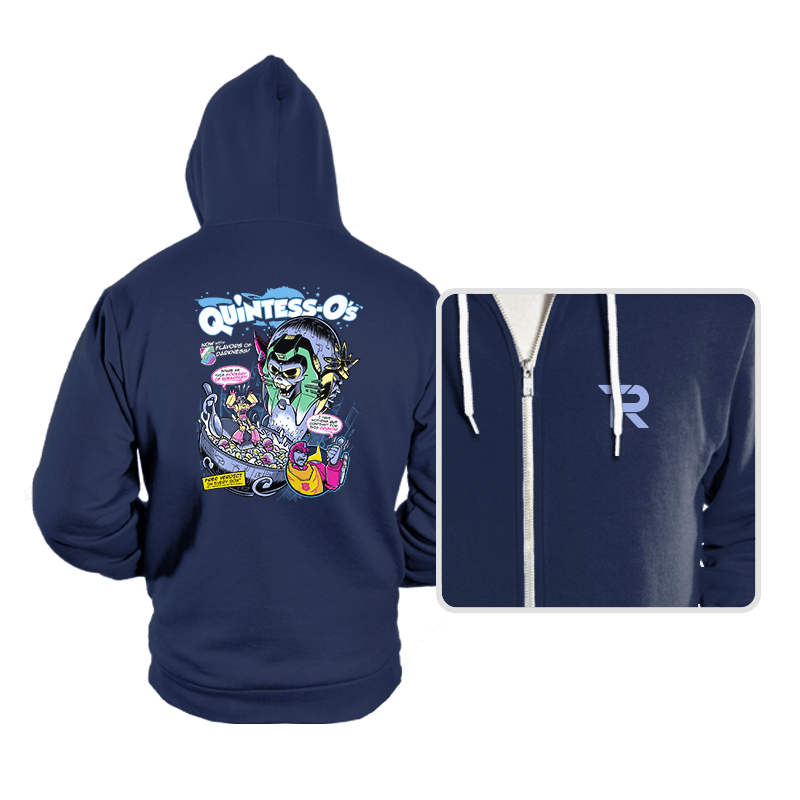 Quintess-O's - Hoodies - Hoodies - RIPT Apparel