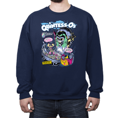 Quintess-O's - Crew Neck - Crew Neck - RIPT Apparel