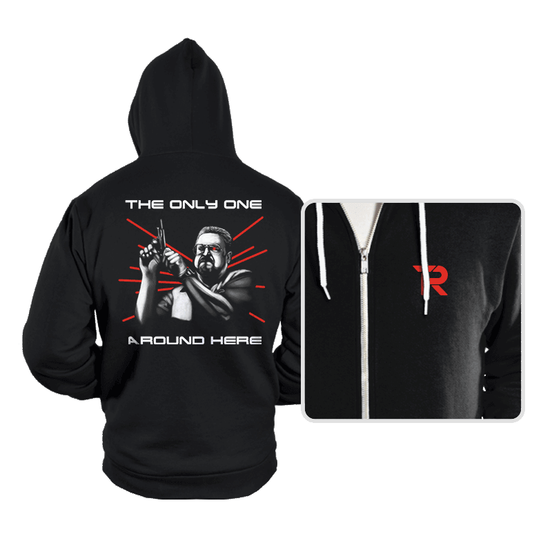 The Only One? - Hoodies - Hoodies - RIPT Apparel