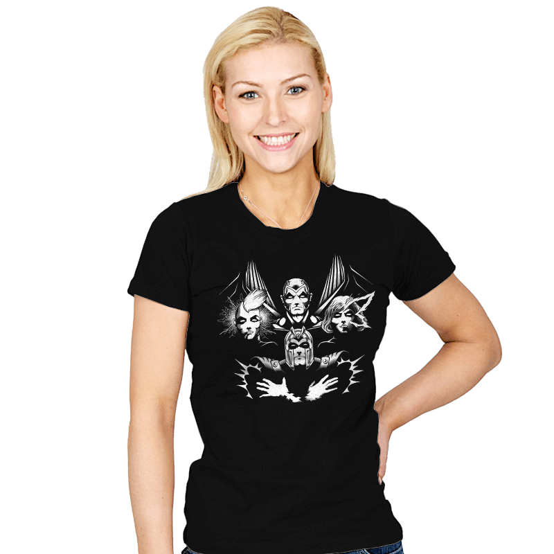 Four Horsemen - Womens - T-Shirts - RIPT Apparel