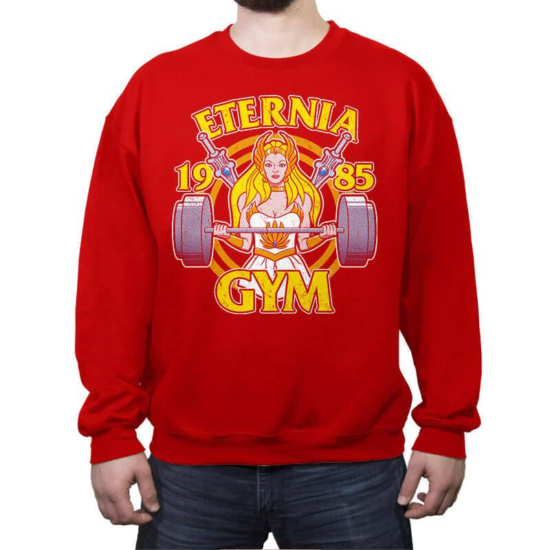 Eternia Gym - Crew Neck - Crew Neck - RIPT Apparel