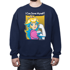 Save Myself - Crew Neck - Crew Neck - RIPT Apparel