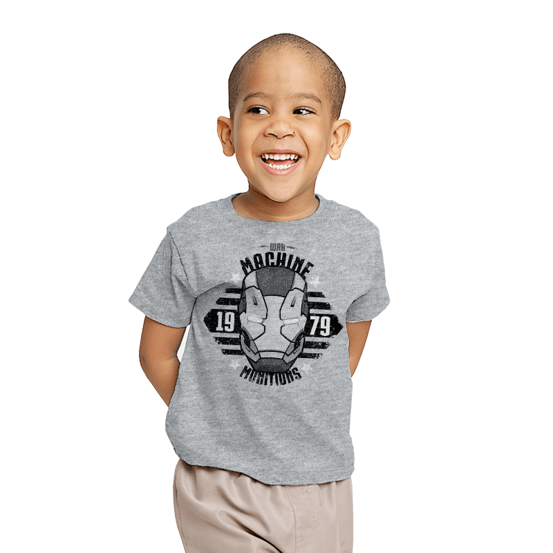 War Munitions - Youth - T-Shirts - RIPT Apparel