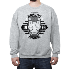 War Munitions - Crew Neck - Crew Neck - RIPT Apparel