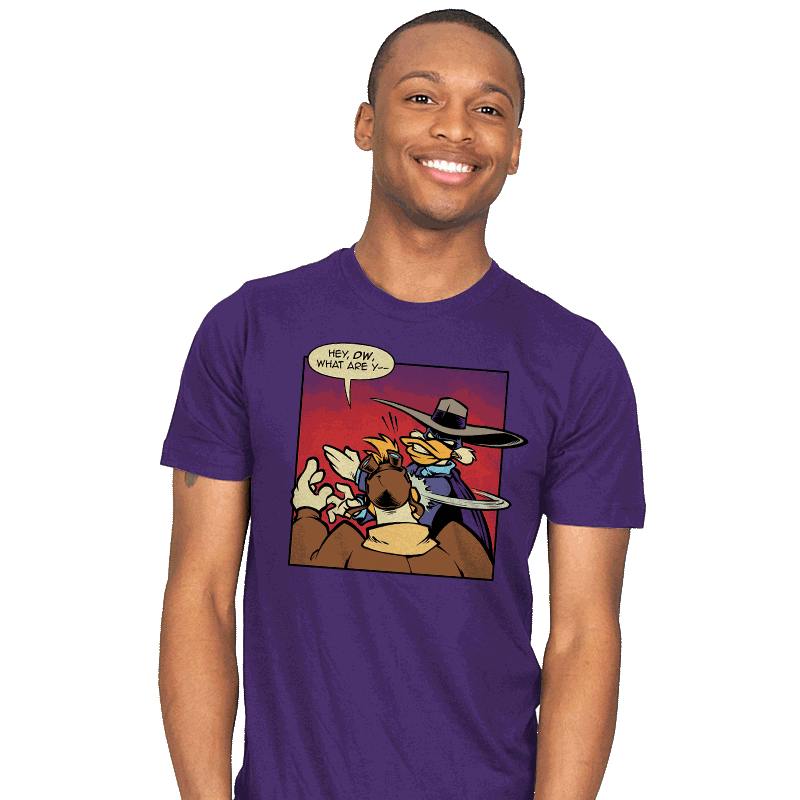Duck Slap! - Mens - T-Shirts - RIPT Apparel