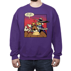 Duck Slap! - Crew Neck - Crew Neck - RIPT Apparel