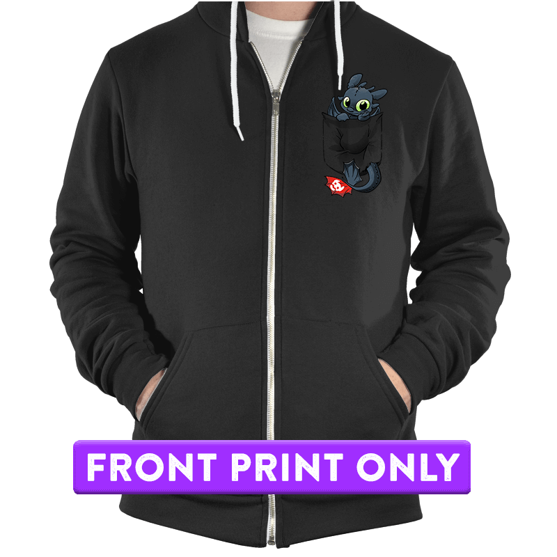Pocket Tooth - Hoodies - Hoodies - RIPT Apparel