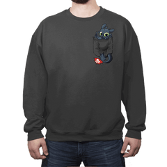 Pocket Tooth - Crew Neck - Crew Neck - RIPT Apparel