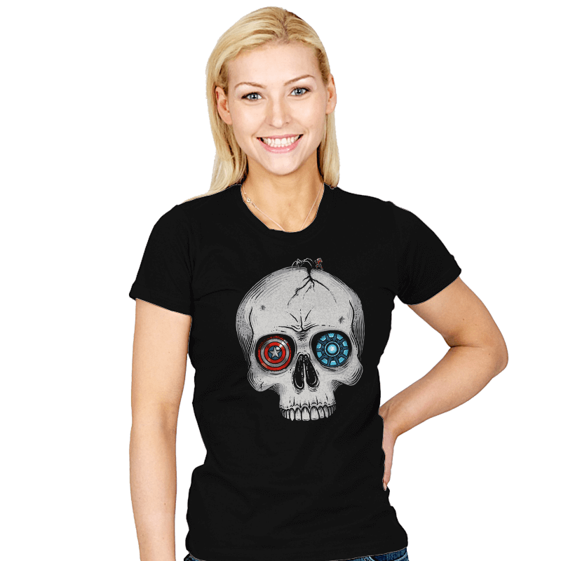 United We Stand - Womens - T-Shirts - RIPT Apparel
