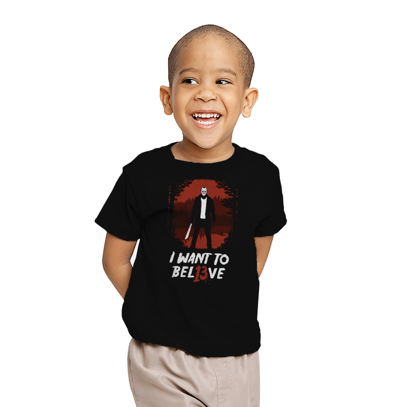 Jason Lives! - Youth - T-Shirts - RIPT Apparel