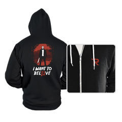 Jason Lives! - Hoodies - Hoodies - RIPT Apparel