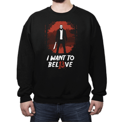 Jason Lives! - Crew Neck - Crew Neck - RIPT Apparel