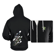 .5 Past lightspeed - Hoodies - Hoodies - RIPT Apparel