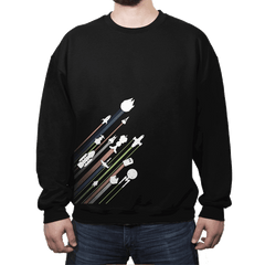 .5 Past lightspeed - Crew Neck - Crew Neck - RIPT Apparel