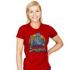 The Original Jaeger - Womens - T-Shirts - RIPT Apparel