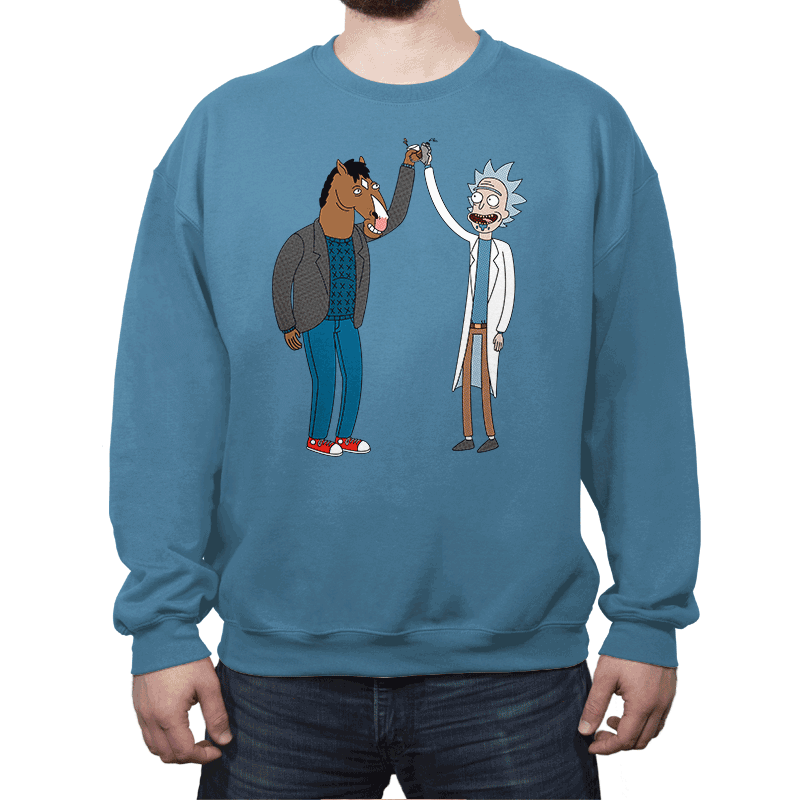 Drinking Buddies - Crew Neck - Crew Neck - RIPT Apparel
