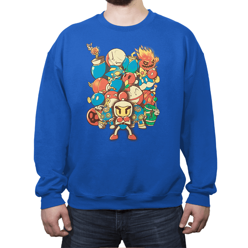 The Ultimate Bomb - Crew Neck - Crew Neck - RIPT Apparel