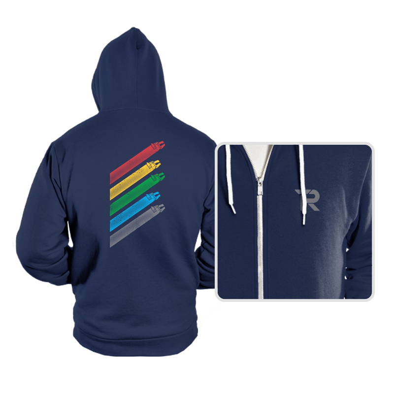 Go Lion Force! - Hoodies - Hoodies - RIPT Apparel