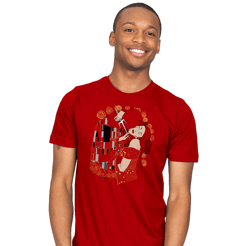 Kiss of the Devil - Mens - T-Shirts - RIPT Apparel