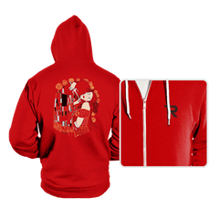 Kiss of the Devil - Hoodies - Hoodies - RIPT Apparel