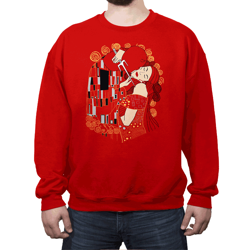 Kiss of the Devil - Crew Neck - Crew Neck - RIPT Apparel