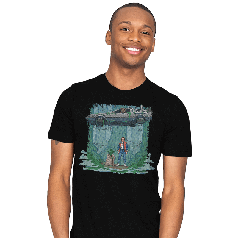 Back to the Swamp - Mens - T-Shirts - RIPT Apparel