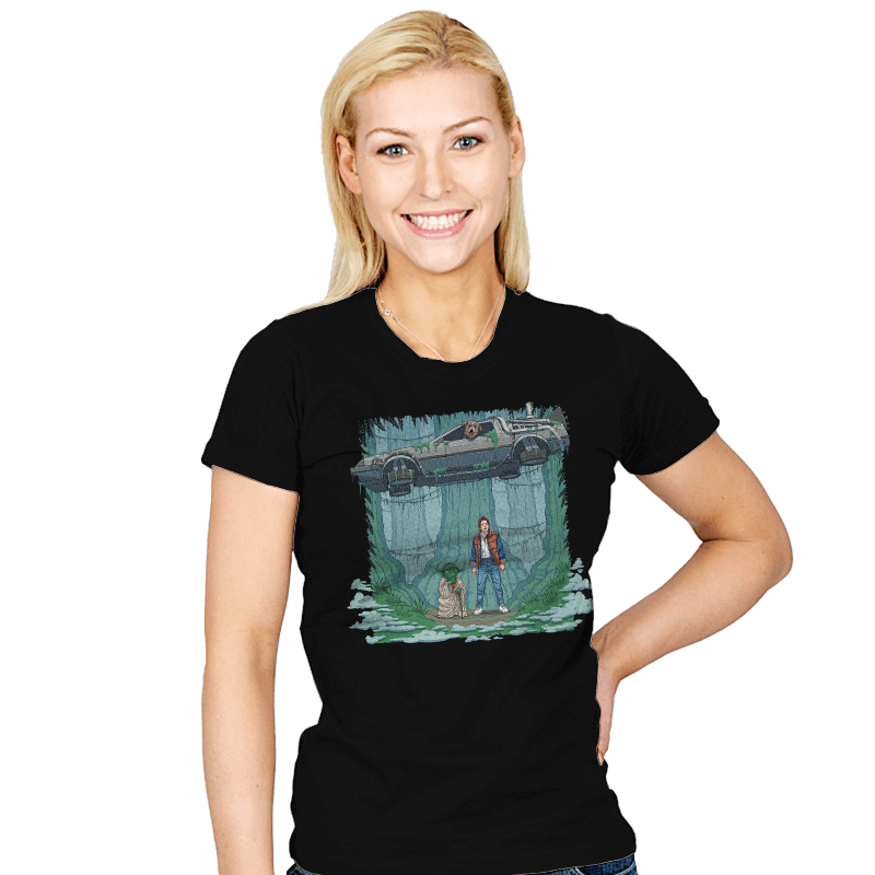 Back to the Swamp - Womens - T-Shirts - RIPT Apparel