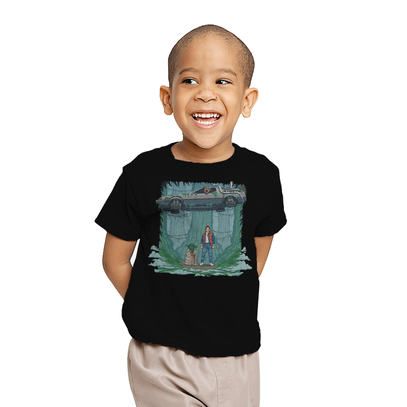 Back to the Swamp - Youth - T-Shirts - RIPT Apparel