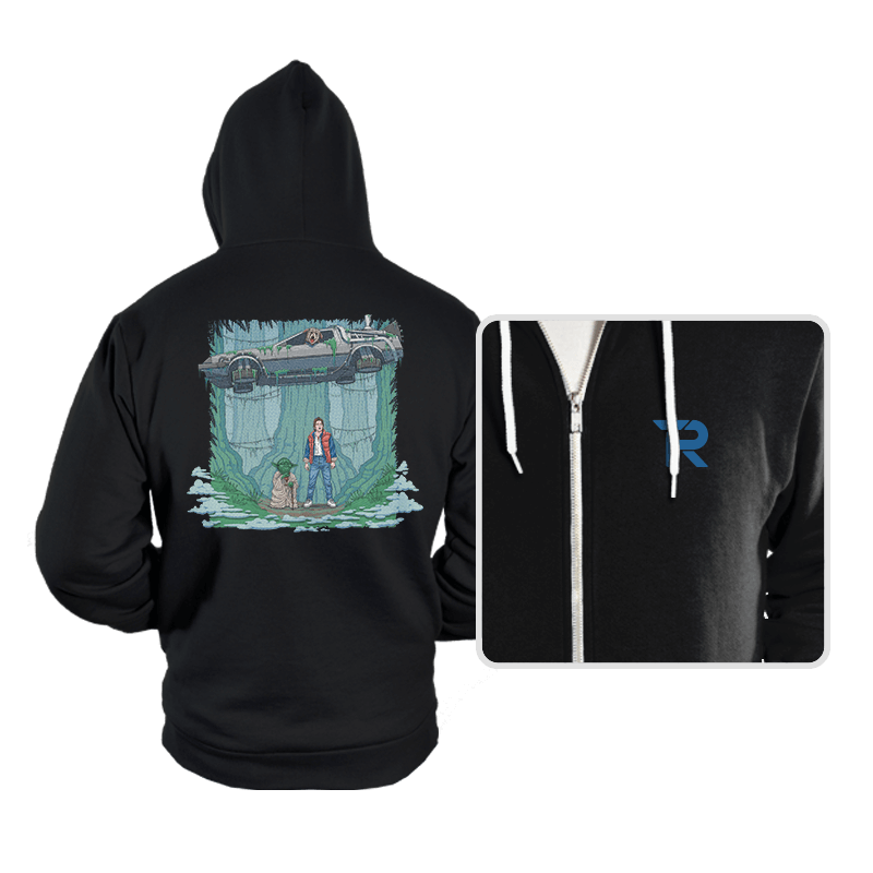Back to the Swamp - Hoodies - Hoodies - RIPT Apparel