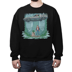Back to the Swamp - Crew Neck - Crew Neck - RIPT Apparel