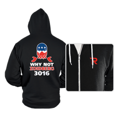 Why Not Zoidberg 3016 - Hoodies - Hoodies - RIPT Apparel