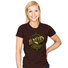 Lembas - Womens - T-Shirts - RIPT Apparel
