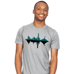 Middle-Hertz Duality - Mens - T-Shirts - RIPT Apparel