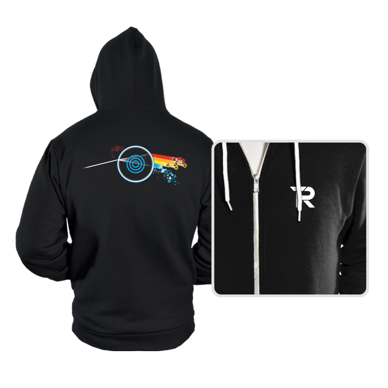 The Dark Side of the Grid - Hoodies - Hoodies - RIPT Apparel