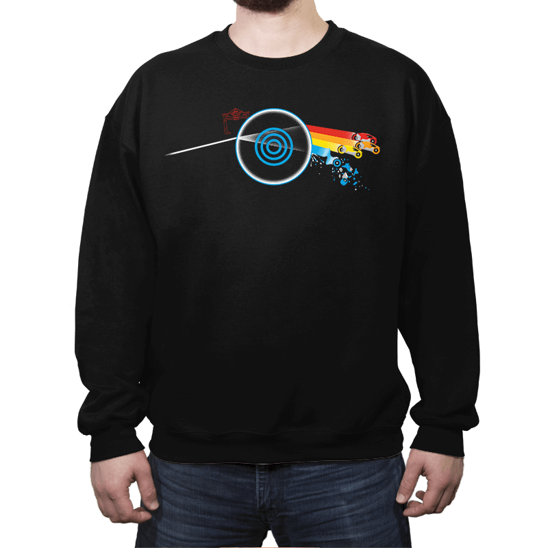 The Dark Side of the Grid - Crew Neck - Crew Neck - RIPT Apparel