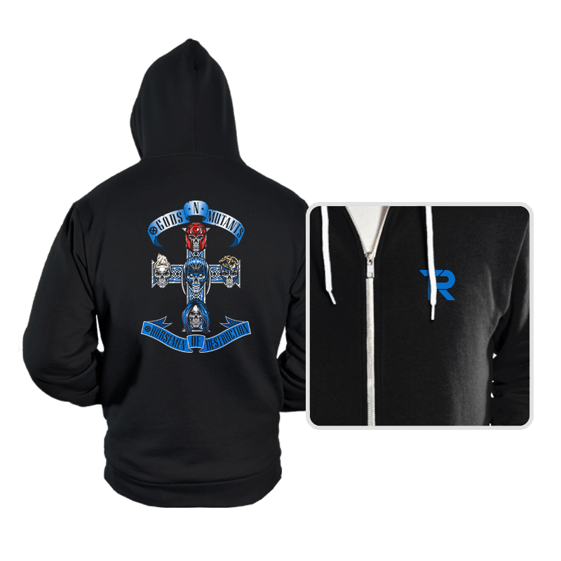 Gods N Mutants - Hoodies - Hoodies - RIPT Apparel